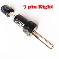 Wholesale mul t lock pick set for sale - Group buy 2019 New MUL T LOCK Pins R Decoder and Lock Pick Tool MUL T LOCK PINS Right Side Lock Pick Set Locksmith Tooks