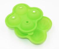 резина для пресс-форм оптовых-Ice Ball Maker Формы Силиконовые Формы для Ванны Бомба Резиновые Подносы для Льда BPA Бесплатный Виски Шар с Крышкой Бар Аксессуары для Кухни