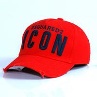 ingrosso cofano personalizzato-buona qualità 2019 nuovo stile berretto da baseball d2 lettere di alta qualità uomini donne berretto personalizzato classico icon logo berretto cappello homme papà