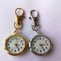 relógios antigos venda por atacado-Relógio de quartzo Assista palavra grande homem velho mulher crianças assistem chave enfermeira cadeia assistir chaveiro