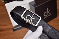 diseñador de moda ropa formal al por mayor-Cinturones de diseño Cinturones para hombre con ropa formal Asuntos de negocios Cinturones automáticos de moda Bckle Tamaño 105-125cm