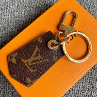Wholesale best bottle opener ring resale online - With Box L Best Selling Fashion Keychain Black Grid Keychain with Bag Pendant Car Keychain Spring Ring Pendant Supply k46