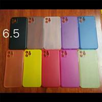 Wholesale slim case iphone 5c online – custom Hot Sale For iphone pro Super Ultra Thin Slim Transparent Clear Soft PP Colors iPhone X C Plus phone Case