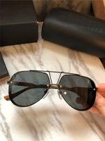 солнцезащитные очки desinger оптовых-новый мужской бренд desinger солнцезащитные очки Нью-Йорк дизайнер солнцезащитные очки пилот металлическая рама покрытие поляризованных линз очки стиль UV400 объектив