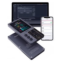 vibratör x toptan satış-QIANLI iCopy ışık sensörü vibratör kurtarma programcı aracı Işığa orijinal renk onarım aracı iPhone 7/8/8 P / X / XR / XS / XS MAX