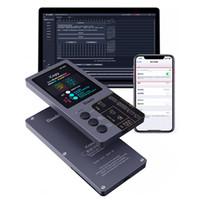 molde da tela do lcd do iphone venda por atacado-QIANLI iCopy sensor de luz ferramenta de recuperação do vibrador programador Photosensitive instrumento de reparação de cor original para o iPhone 7/8/8 P / X / XR / XS / XS MAX