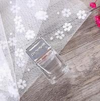 ingrosso spray quadrato di profumo-Bottiglia di profumo di vetro quadrato bottiglia spray trasparente Packaging cosmetici bottiglia vuota Profumo vuoto appeso auto Diffusore Decorazione auto RRA377