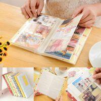 Wholesale polaroid instax mini film for sale - Group buy Hot Pockets Mini Film Instax Polaroid Photo Storage Case Fashion Home Family Friends Saving Memory Souvenir
