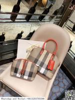 patentli deri çanta küçük toptan satış-Kalite Tasarımcı Çanta Tote Gerçek Deri Patent Kabartma Crossbody Çanta Klasik Omuz Küçük kadınlar