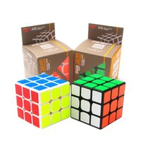 Magic Cube Professional Speed Puzzle Cube Twist Toys 2 Colors 3x3 Classic Puzzle Magic Toys Adult and Children Educational Toys