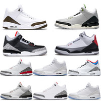 Wholesale sneakers size 47 for sale - Group buy Men Designer Basketball Shoes Mocha Katrina Tinker JTH NRG Free Throw Line Black Cement Korea Pure White Trainer Sport Sneaker Size