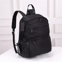 Wholesale men's day bag for sale - Group buy classic waterproof nylon large capacity backpack Oxford spinning fashion retro men s notebook backpack fashion thin travel bag bac