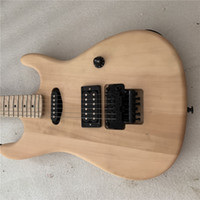 Wholesale body kits free resale online - High End quality Basswood body unfinished kramer Electric guitar kit Guitarra