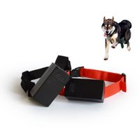 Wholesale small dog barking collars resale online - Pet Scientific Training Collar for Control and Stopping Barking Small Medium Large Dogs Adjustable Barking Collar Pet Supplies