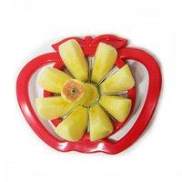 фруктовый слайсёр оптовых-2 шт. многофункциональный двойной ручкой стали Apple Cutter Apple Core Remover фрукты Slicer кухня гаджет груша Slicer