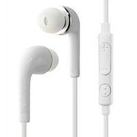 teléfono s4 gratis al por mayor-Auriculares intrauditivos estéreo de doble canal S4 con micrófono, control remoto, auriculares manos libres para teléfono móvil para teléfonos inteligentes de la serie Android