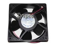 ventilador 24v 12cm al por mayor-120x120x38mm AD1224HS-F51 12cm 24V 0.32A 2Wire Inverter Fan