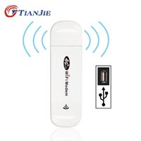 dongle inalámbrico desbloqueado al por mayor-Universal 4G Portable Universal Wireless Usb Modem Soporte lte Dongle Mobile Broadband Dispositivos desbloqueados