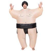 aufblasbarer karneval großhandel-heißer Verkauf aufblasbare cosplay Sumo-Kostüme interessante reizende Stadiumskostüme Spaßsport- / Tanzwerkzeug Partystützen, zum der Atmosphäre zu beleben