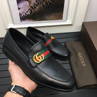Wholesale men formal shoes for sale - Group buy Find Similar Luxurious Brand Designers Men Glitter Comfortable Medusa Shoes Man s Formal Dress Shoes for Groom Homecoming Wedding Gift