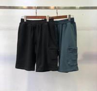beach pants achat en gros de-Pantalons pour hommes Classique Mode Shorts de sport rétro Pantalons Modèles d'été Côté coton standard Joggers Beach Shorts Me