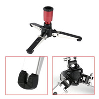 Wholesale tripod feet for sale - Group buy 3 screw Tripods Monopod Support Stand Universal Stand Three Feet Legs Monopod Support Base For Manfrotto Gitzo Benro