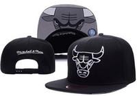 şapka emri toptan satış-Ücretsiz Kargo Erkek Kadın Basketbol Snapback şapka Chicago Beyzbol Snapbacks Şapka Erkek Düz Kapaklar Ayarlanabilir Kap snapback Spor Şapka mix sipariş