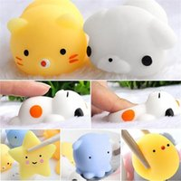 Wholesale squishy bun toys for sale - Group buy Squishy Slow Rising Jumbo Toy Bun Toys Animals Cute Kawaii Squeeze Cartoon Toy Mini Squishies Cat Squishiy Fashion Rare Animal Gifts Charms