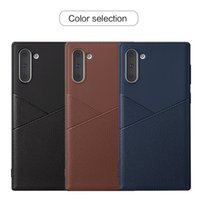 Wholesale price samsung galaxy online – custom Super Thin Business PU Design TPU Case for Samsung Galaxy Note Pro for Iphone Pro Max Phone Cases Backed Cover Factory Price