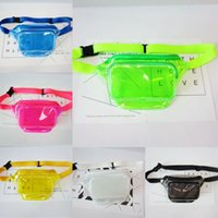 Wholesale fishing fanny pack resale online - Hot Sale Sports Outdoor Waist Bag Sports Men Women Travel Bag Fanny Pack With Belt Waterproof Chest Bag Running Phone Purse Coin M19Y