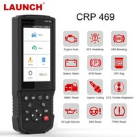 LAUNCH X431 Auto OBDII Code Reader Engine ABS EPB TPMS IMMO Oil Injector Coding