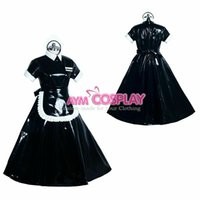 Femdom Sissy maid satin dress cross dressers TV//CD tailor-made