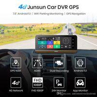 navigator android großhandel-E31 Pro Auto-DVR der Kamera 4G ADAS 7.80