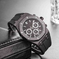 Wholesale 22mm round for sale - Group buy Hot Fashion Watch Daily Female Designer Multi Color Simple Luxury Mens Watches Personality watch band mm constellation Black Rubber