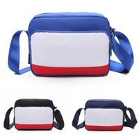 Wholesale messenger bags for sale - Brand New Life Skateboards Designer Crossbody Bag ss Mens Womens Shoulder Bag Blue Red Mini Cute Messenger Bags Colour