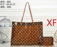 el çantaları stili avrupa toptan satış-Stilleri Avrupa akşam çanta kadınlar için 2019 çanta çanta Bayanlar şeffaf çanta Moda tote çanta kadın alışveriş çantaları sırt çantası cüzdan iki parça