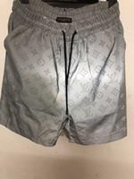 imprimir shorts de baño al por mayor-NUEVOS Pantalones cortos de moda de verano Nuevo tablero del diseñador de secado rápido SwimWear Junta de impresión Pantalones de playa Hombres para hombre Pantalones cortos de natación