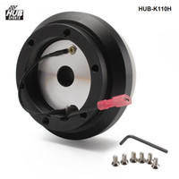 honda jdm räder großhandel-Lenkrad-kurzer dünner dünner Naben-Adapter: Jdm für Honda Civic Eg2 Eg9 Dc2 Bb1 HUB-K110H