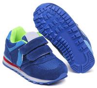 ingrosso scarpe sportive straniere-Versione coreana New Autumn Baby Sports Letters Scarpe per bambini Commercio estero Scarpe casual per bambini Scarpe per bambini Scarpe da ginnastica per bambini