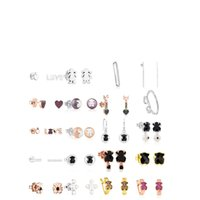 Wholesale new sport music for sale - Group buy FAHMI Sterling Silver New Classic Cute Bear Earrings High Quality Original Jewelry Needs Real Pictures Contact Customer Service