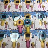 объектив для игрушечной камеры оптовых-2 Дюймов Детская Камера HD 1920x1080 Автоспуск Мультфильм Игрушки С Фиксированным Объективом 100 Градусов Угол Ребенка Подарок Цифровая Камера Дети Ручной Селфи