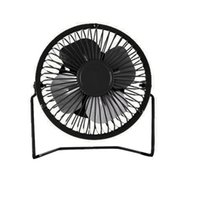 Wholesale used computer pc resale online - Mini Portable USB Fan Desk Cooling Fan Quiet Summer Tablet Home Office Use For Computer Laptop PC Plug Play Metal Cooler