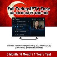 ingrosso migliori tacchini-Sottotitoli IPTV 230 + Turchia Sottotitoli HD LiveTV e 6500+ VOD Miglior servizio di supporto IPTV 36 ore di prova gratuita per IPTV Box
