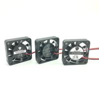 Wholesale micro fan 12v for sale - Group buy Best silent Fan mm V V V Fluid bearing CM Micro Brushless Cooler DC Cooling Fan x40x10 Mini Computer Fans