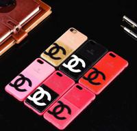 cover iphone frauen großhandel-Freie Frauen Luxus Designer Telefon Fall IPhone Abdeckung für MAX XR X XS 6 7 8 Plus Leder Brief Muster