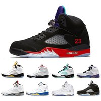 Wholesale peach basketball shoes for sale - Group buy Top Fire Red Mens basketball shoes Alternate Bel Island Green White Cement Alternate Grape s men sports sneakers US