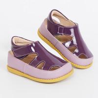 soporte de mariposa al por mayor-Tipsietoes 2019 Nueva Moda de Verano Zapatos de Los Niños Niñas Pequeñas Sandalias de Cuero Niños Mariposa Con Soporte de Arco Y190525