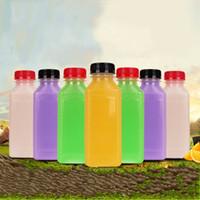 Wholesale bottles for sale - Group buy Pp Abrazine Bottle ml Heat Resisting Milk Tea Feeding Bottles High Transmittance Creative And Exquisite Sell Well dx J1