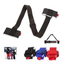 горный треккинг оптовых-Adjustable Skiing Pole Shoulder Carrier Handle Strap Bag Ski Snowboard Handbag