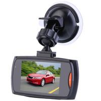 Wholesale night camera tf online - 2 Inch DVR G30 Full HD P Driving Camera Video Recorder Dashcam With Loop Recording Motion Night Vision G Sensor